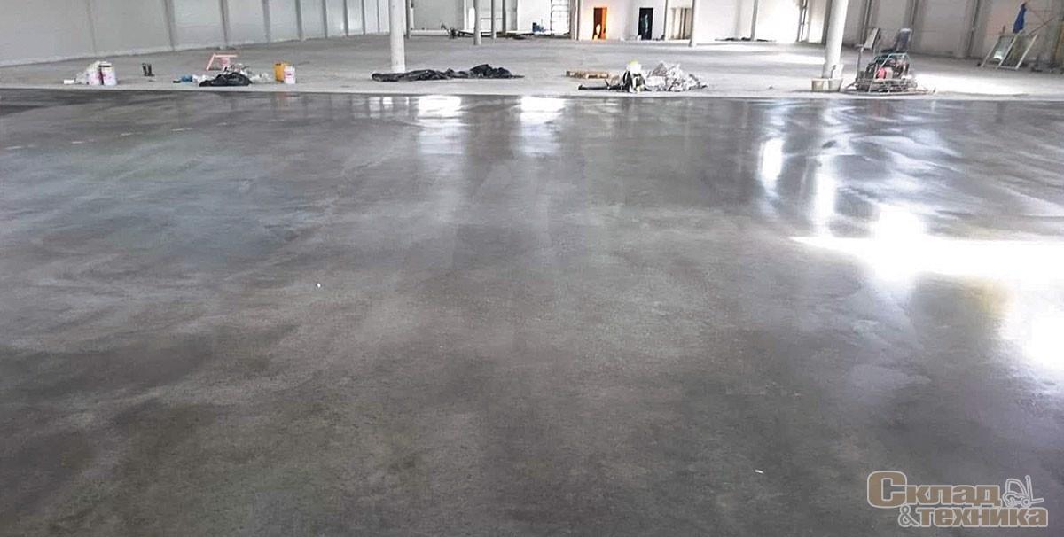 Полируемый бетон бетонная смесь м200 цена
