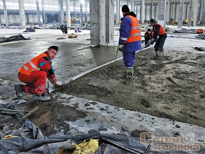 Задачу бетон грибок бетон